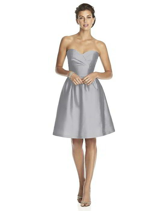 Fench Gray Alfred Sung Style D542 French Gray