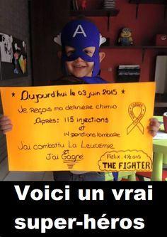 Bravo ..... super-héros ...
