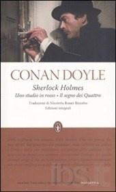 Sherlock Holmes: Il segno dei quattro.