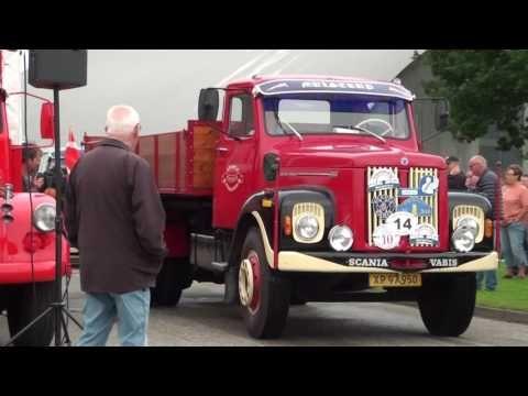 Real Truck (Part 1 Veteran Rally Hjørring ) - YouTube