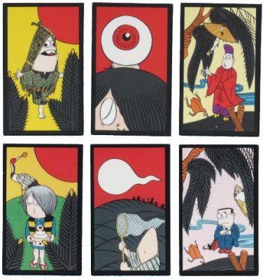 Gegege no Kitaro Hanafuda cards