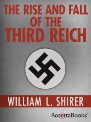 The best book on Adolf Hitler and the Third Reich, William Shirer's epic Rise and Fall of the Third Reich, now for only Rs 300, on the Kindle. Staggering deal, I think.  #AdolfHitler #ThirdReich