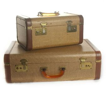 10 best Antique Luggage From Days Gone Buy images on Pinterest ...