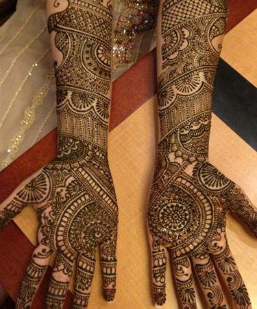 Intricate Rajasthani design