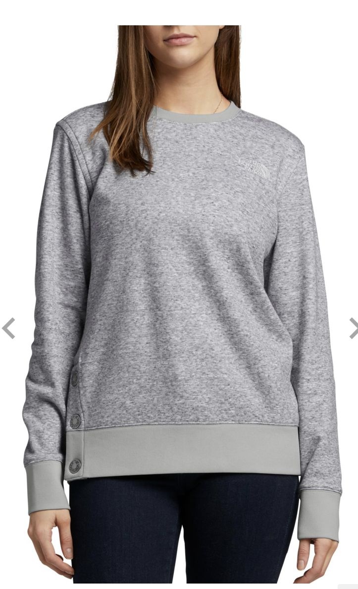 32++ North face sweatshirt womens ideas info