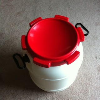 Homebrew Finds: 13 Gallon Food Safe Fermenter or Grain Storage - $16.80 + Shipping!