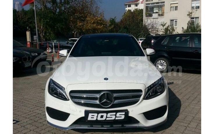 BOSS Luxury Rent A Car'dan kiralık Mercedes – Benz C C 200 D