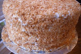 The Missing Piece: Peninsula Grill's Ultimate Coconut Cake