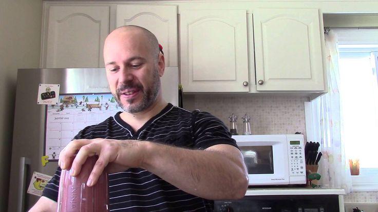comment préparer un jus de fruits aux kiwi, pamplemousse, banane