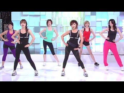 郑多燕-Super Girls超级女孩塑身操【中文高清版】 Jung DaYeon 정다연 チョン・ダヨン - YouTube