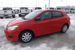 2012 Toyota Matrix located at our South Edmonton location.