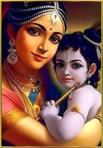 Krishna Yashoda Images Hd Yashoda Krishna Krishna Images Jai Shree Krishna