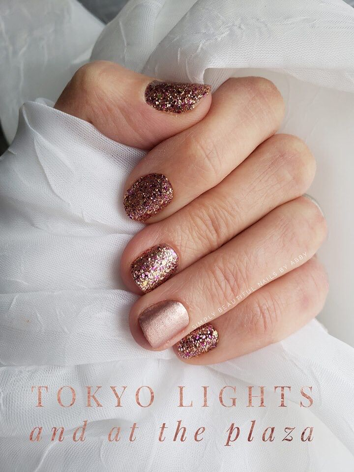 Grab Your Color Street At The Plaza And Tokyo Lights For This Amazing Diy Manicure Baby Pink
