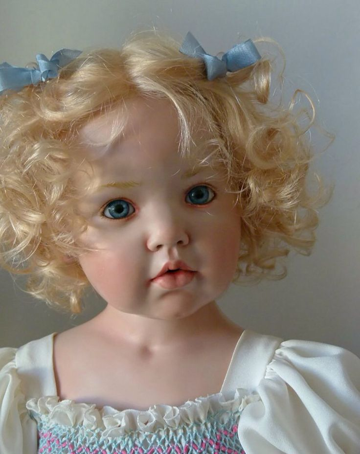 Хильдегард гюнцель куклы фото