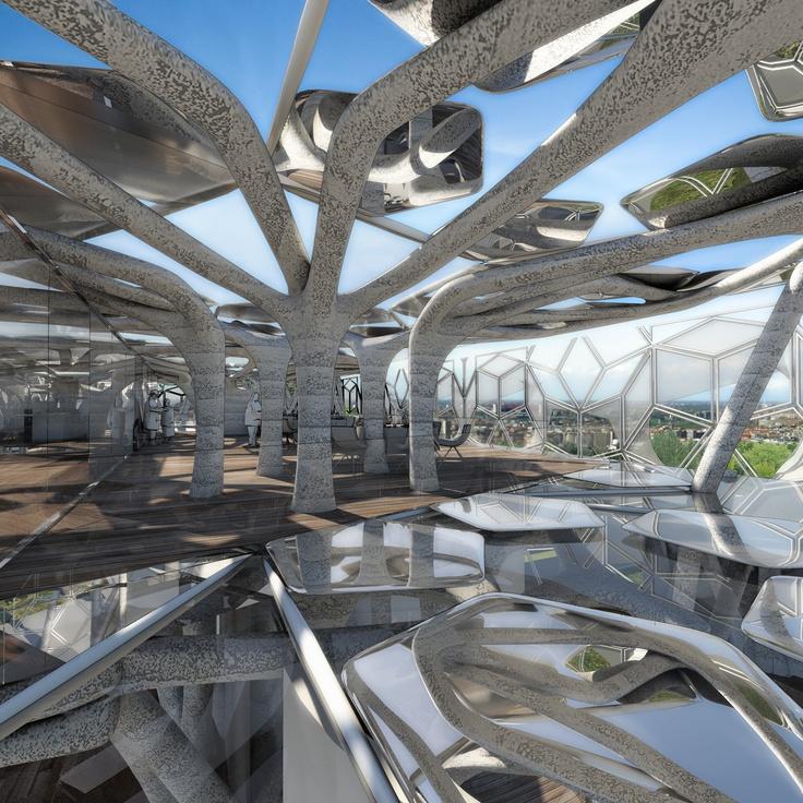 """Découvrez le #pavillon de l'Italie pour #Expo2015 : une pépinière à idées """"made in Italy"""" pour nourrir le monde de demain ! http://www.novoceram.fr/blog/news/pavillon-italie-expo-2015"""