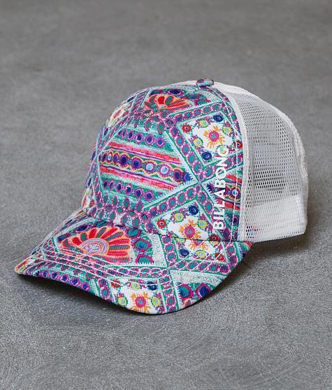 Billabong Beach Beauty Trucker Hat - Women's Hats | Buckle