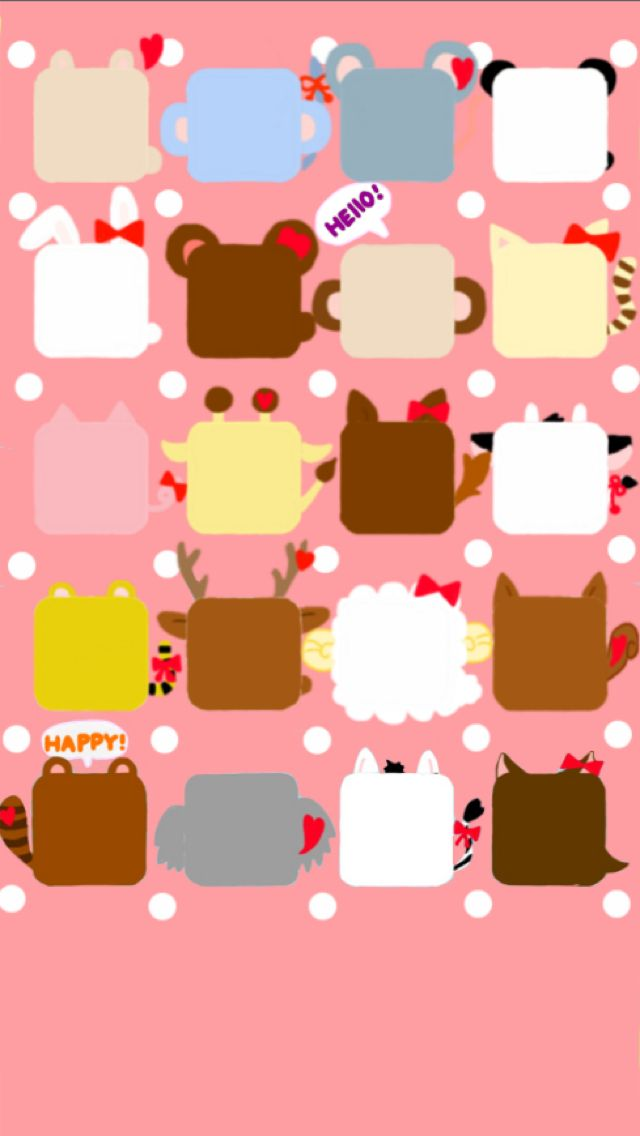 1000 images about cute patternswallpapers on pinterest