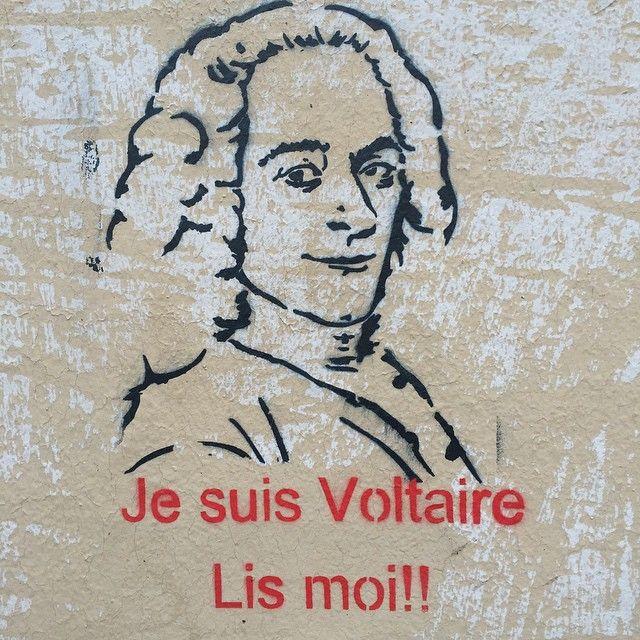 Boulevard Voltaire (75011) #paris #graffiti #streetart #iznogoodgood #voltaire