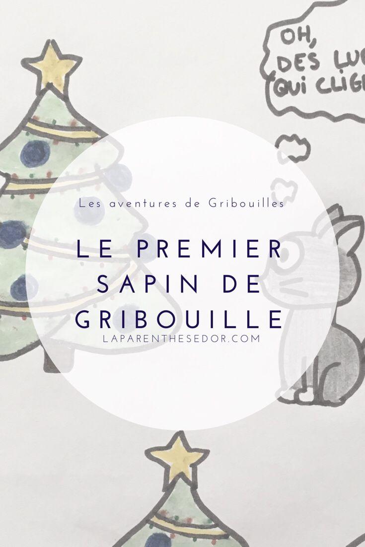 BD / Le premier sapin de Gribouille