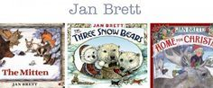 Holiday Author Study of Jan Brett « Imagination Soup | Fun Learning and Play Activities for Kids