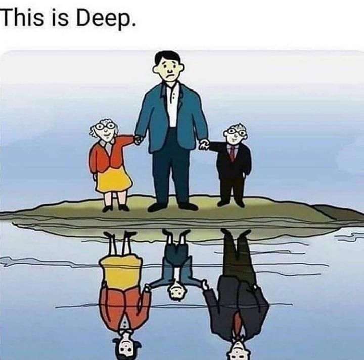 An Interesting Title Pictures With Deep Meaning Deep Memes Meaningful Pictures