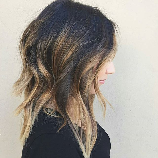Caramelized Balayage...IN LOVE with the placement! by @jandrewserna #behindthechair #balayage #balayageombre