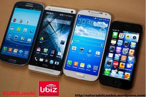 ¿Quien NO tiene uno de estos aparatos hoy en día? ¿Entonces... Quien puede ganar dinero con ellos? TODOS PODEMOS!!! http://www.bizbiz.mobi/eshoradelcambio http://eshoradelcambio.wordpress.com/