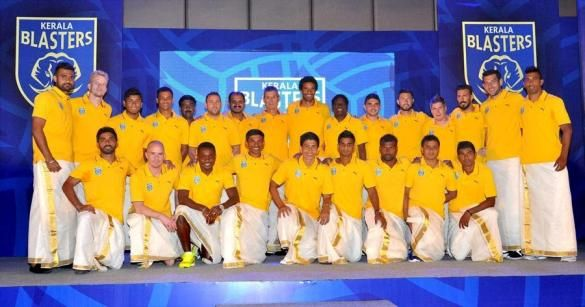 Get Kerala Blasters FC team players list. You can download Kerala blasters FC match schedule or fixtures in PDF format. Follow all the matches of Kochi team. http://islalert.com/team/kerala-blasters-fc/