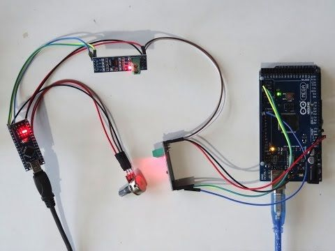 RS485 Serial Communication between Arduinos with Visuino - Hackster.io #Arduino #Visuino
