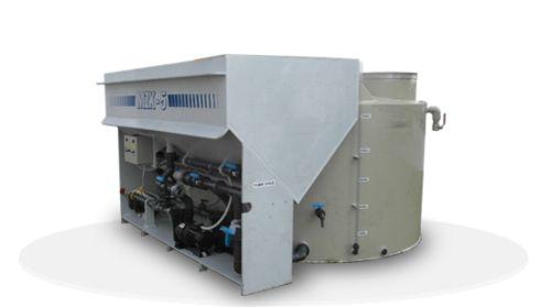 KOBIT | Zařízení na výrobu a skladování solanky MZK 5