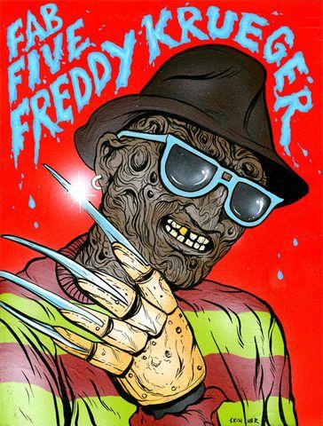 Fab Five Freddy - The Butcher Kings