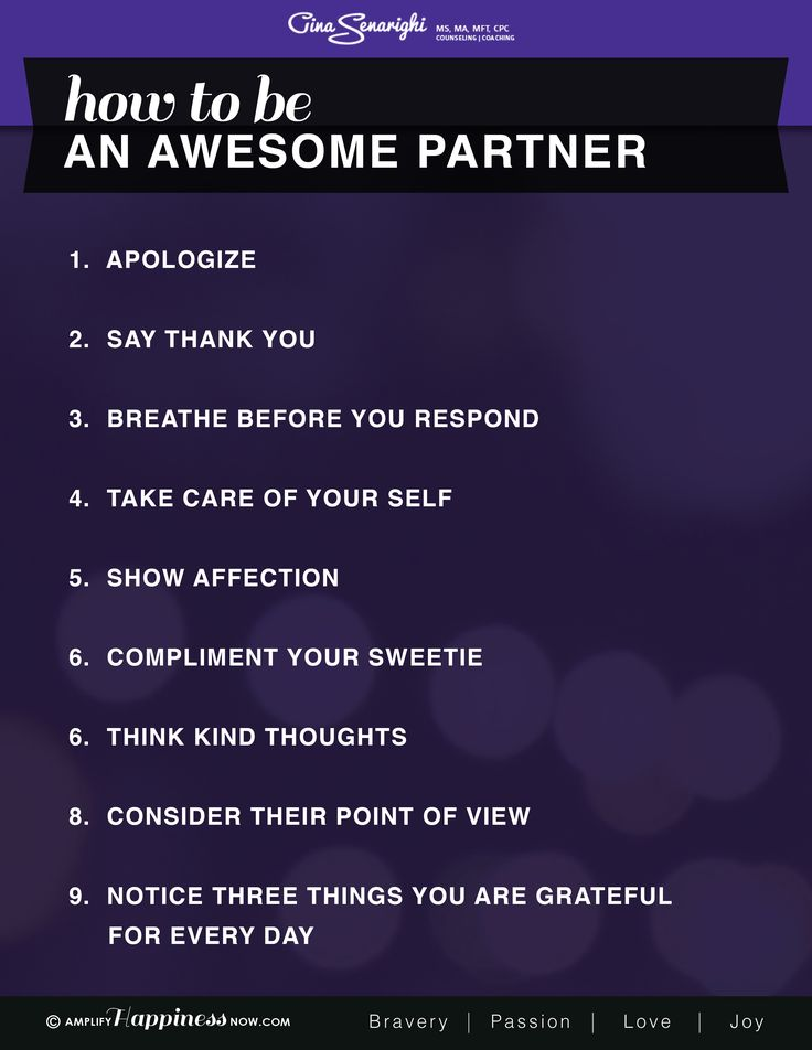 How to be a better husband, wife, and/or partner www.amplifyhappinessnow #marriage #longtermlove #strongertogether