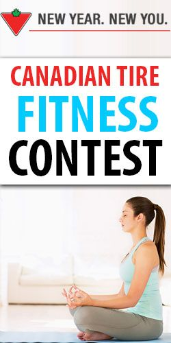 Canadian Tire Fitness Contest