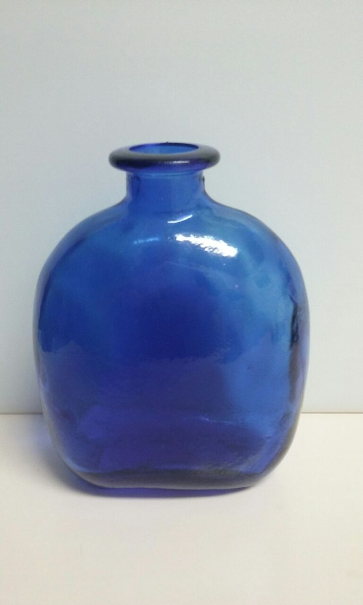 1436 best cobalt blue glass images on pinterest cobalt blue cobalt blue glass bottle floridaeventfo Image collections