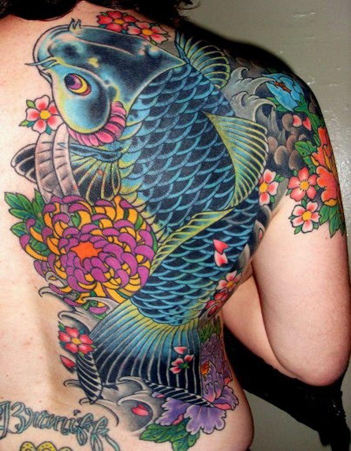 Koi fish tattoos google search tattoo 39 s pinterest for Koi dragon meaning