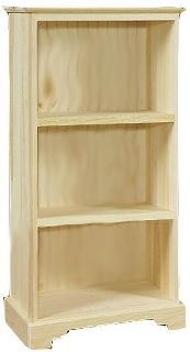 Amish Made Bookcase ~ Available At Unfinished Furniture Mart, Richmond VA
