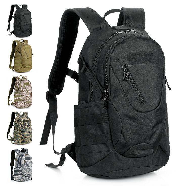 Fashionable Casual Small Waterproof Laptop Travel  Sports  Mountaineering 20L Bag Lightweight Durable Backpack Tactical Gear * $45.99