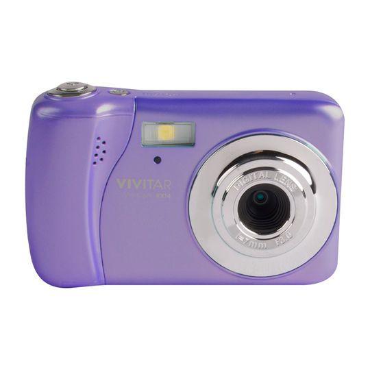 Vivitar XX14 Digital Selfie Camera, Purple