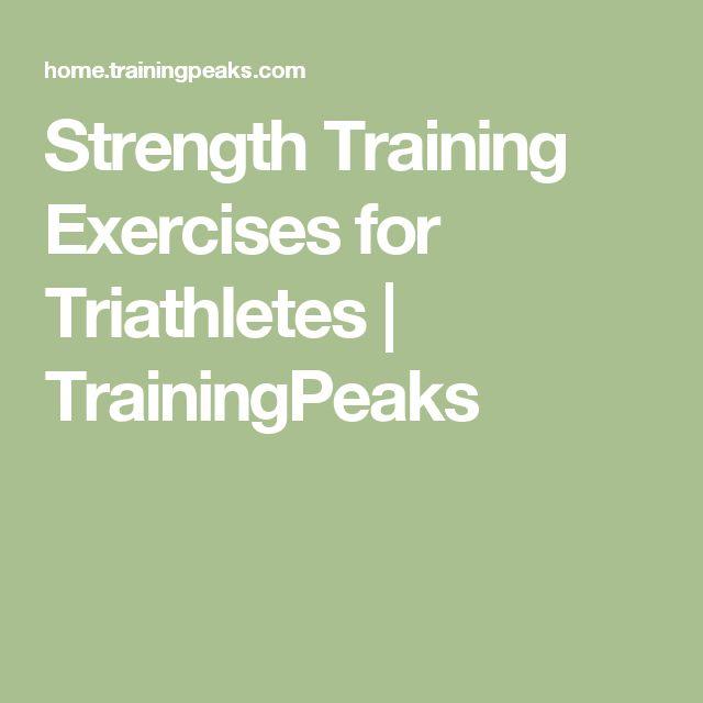 Strength Training For Triathletes: 23 Best Ironman Triathlon Inspiration Images On Pinterest