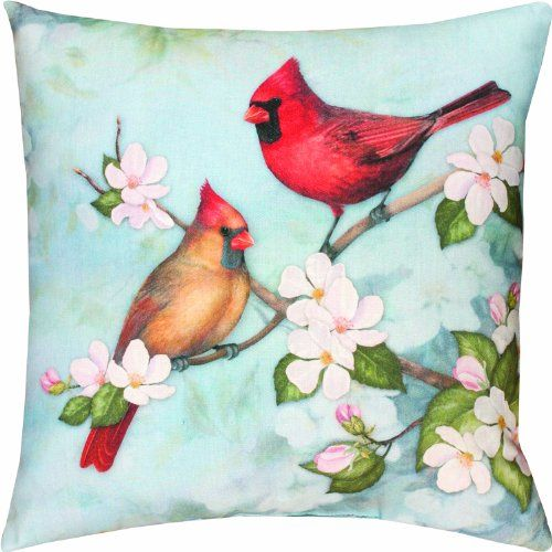 Bird Themed Throw Pillows : 46 best images about Christmas Gift Ideas Women on Pinterest Kindle fire case, Best perfume ...