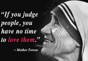 Mother Teresa House-- New Haven Residential Treatment Center This is so true!