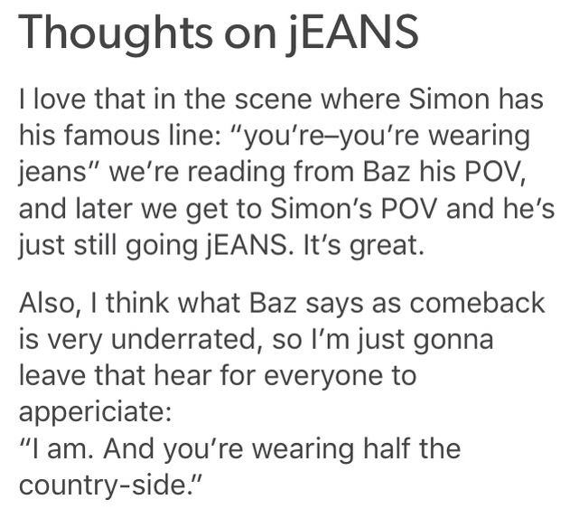 Okay I died laughing when I read this part
