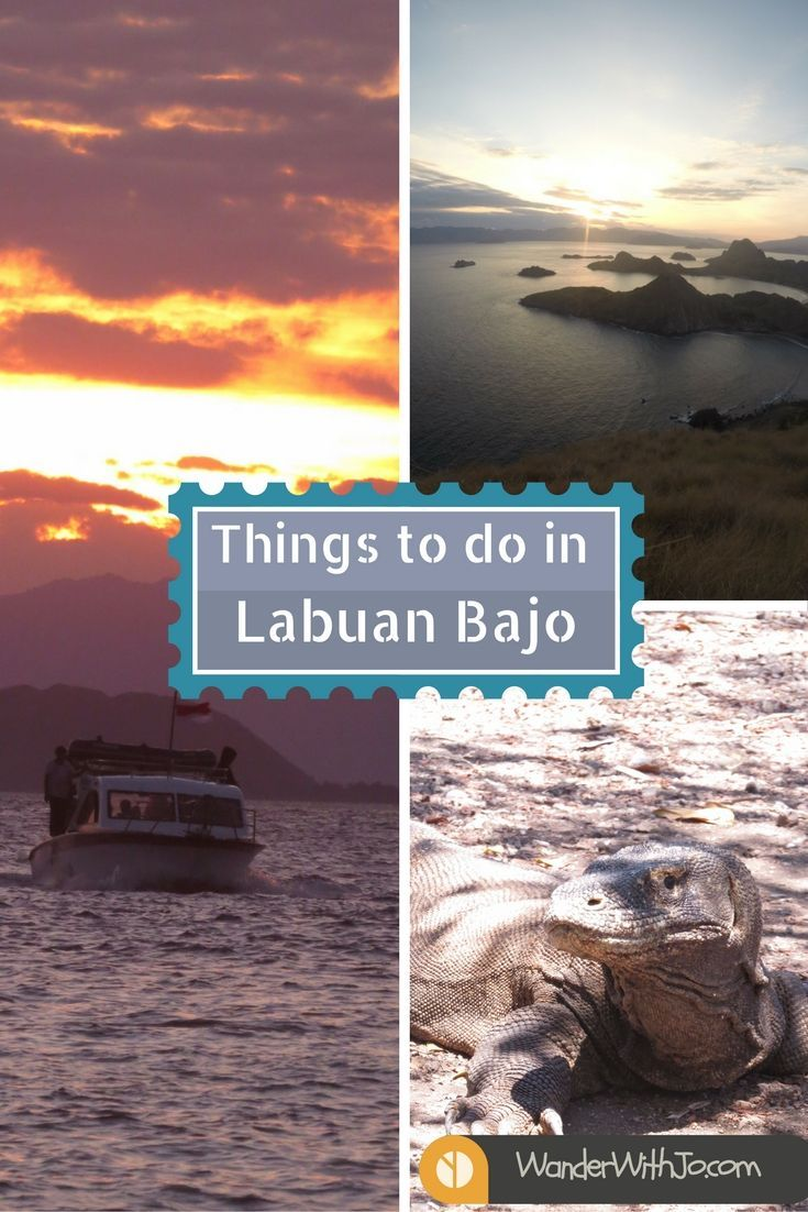 My top 10 favorite things to do in Labuan Bajo, Flores, Indonesia. #travel #indonesia