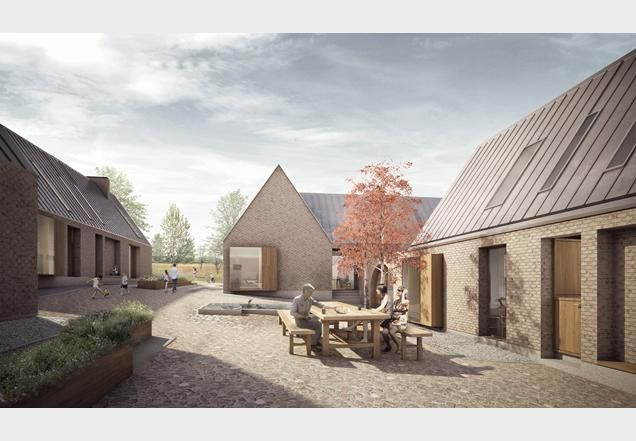 Brits dominate winners in Czech housing contest | News | Building Design