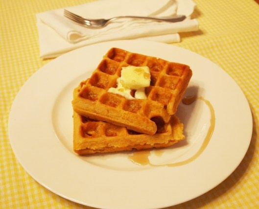 Whole Wheat Sweet Potato Waffles | Recipes to Try | Pinterest