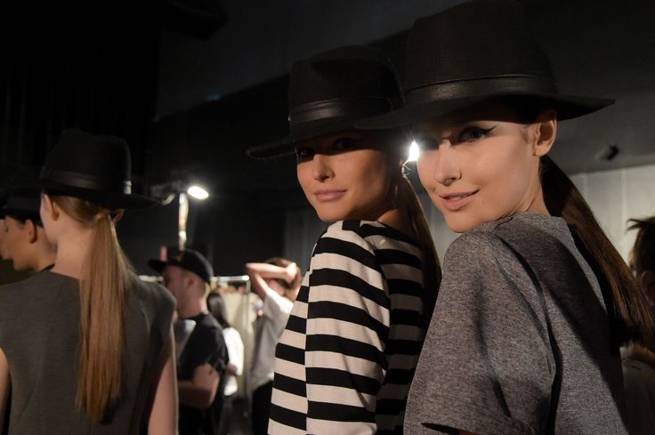 Win with Ziera! Win a trip for 2 to the Virgin Australia Melbourne Fashion Festival 2015, find out how to enter here zierashoes.com/... Pictured: Jaggar models backstage at the 2014 Melbourne Fashion Festival. #Win #VAMFF #ZieraShoes