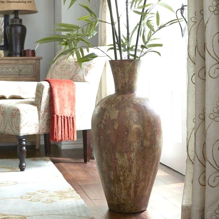 24 Shocking Large Vase Decoration Ideas Composition in