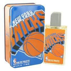 Nba Knicks Eau De Toilette Spray (Metal Case) By Air Val International