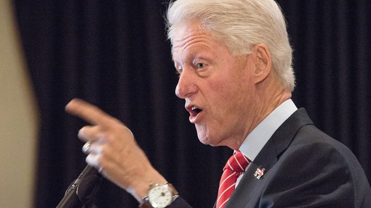 "Defending his 1994 crime bill to a protester, Clinton said: ""You are defending the people who kill the lives you say matter."""