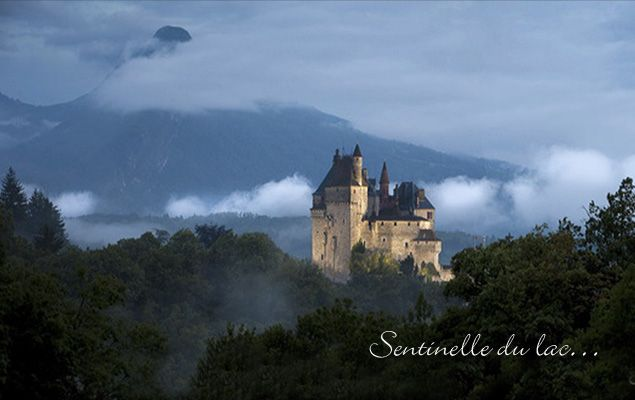 The castle of Menthon-Saint-Bernard - annecy guided visits, receptions, weddings, seminars, tourism